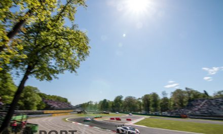 Blancpain GT Monza race report: Traffic