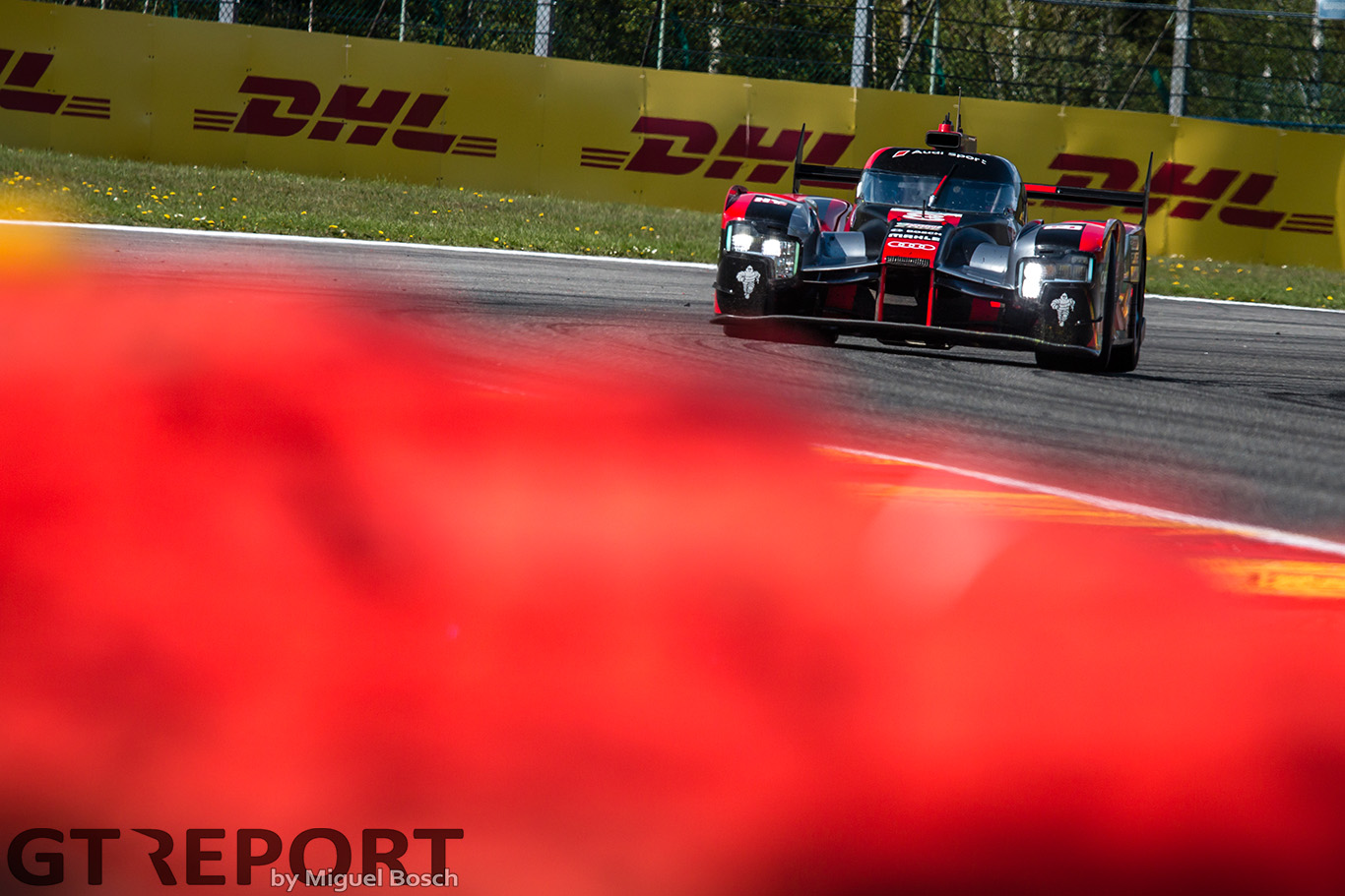 FIA WEC Spa race report: Rise and fall