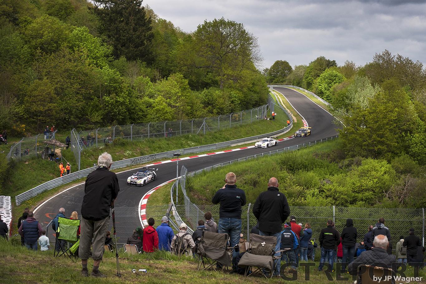 VLN3 race report: Battle lines