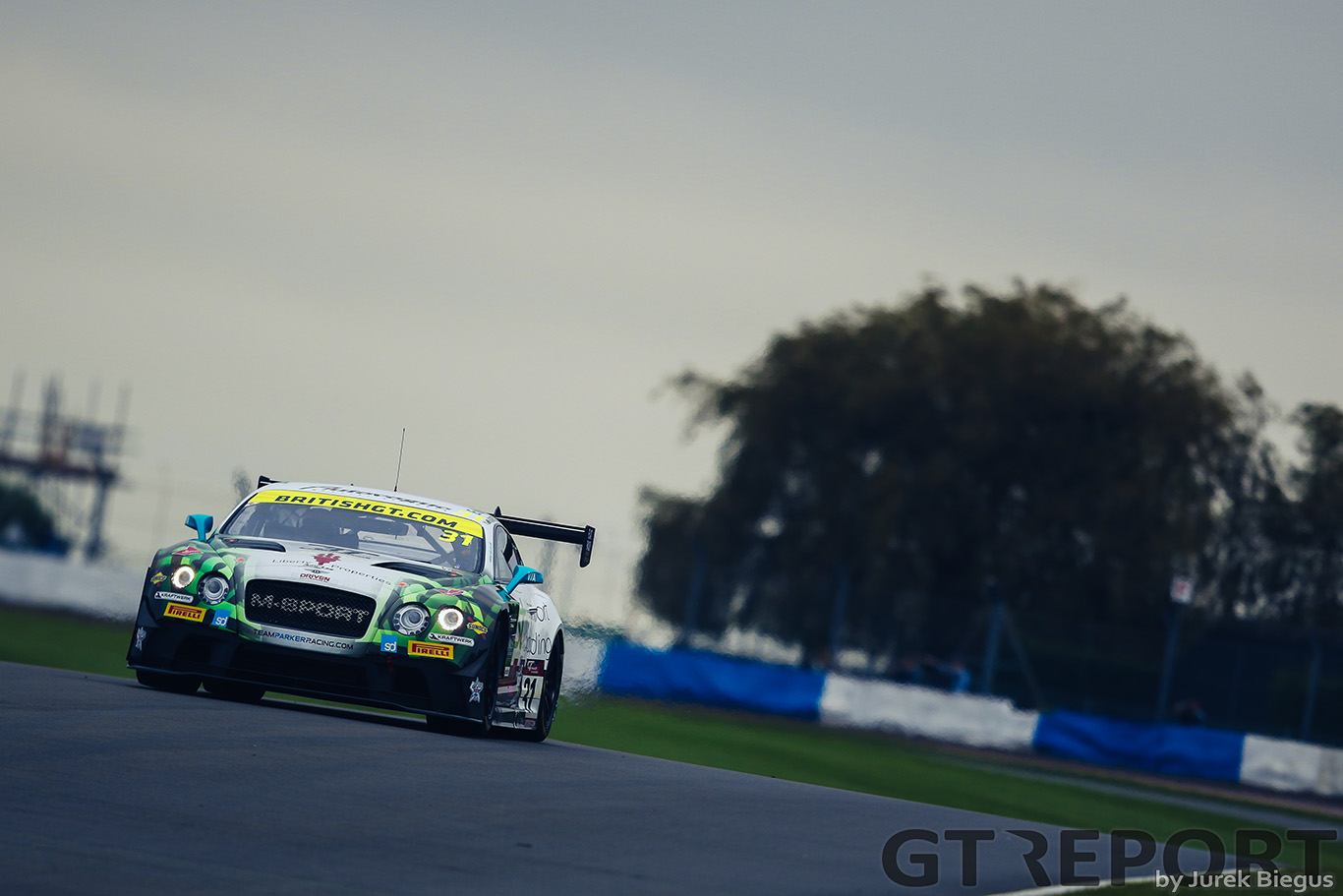 British GT Donington Park race report: Rise of the Bentley boys