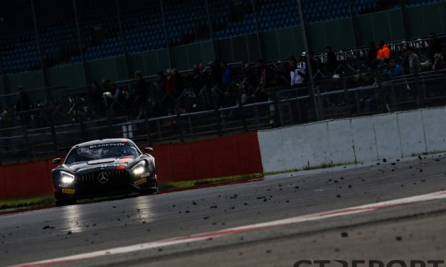 Blancpain GT Silverstone race report: Buhk in black