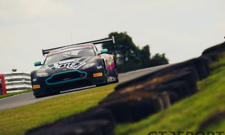 Aston Martin Vantage GT3: Tech analysis