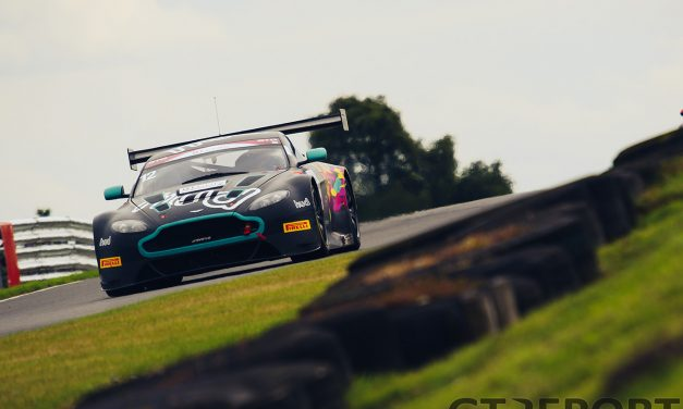Tech analysis: Aston Martin Vantage GT3