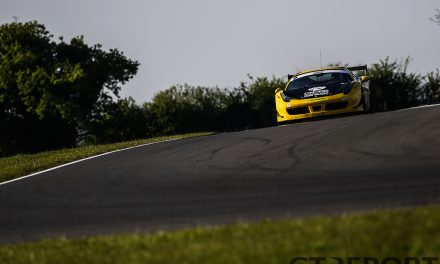 Britcar Snetterton race report: Age no barrier