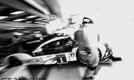 FIA WEC Silverstone qualifying report