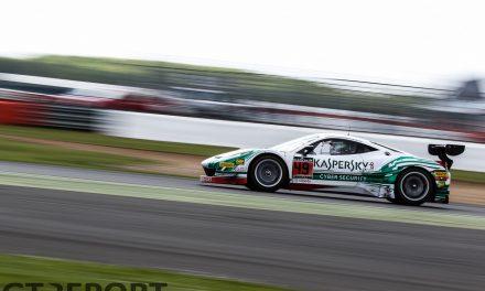 Kaspersky aiming high with Ferrari
