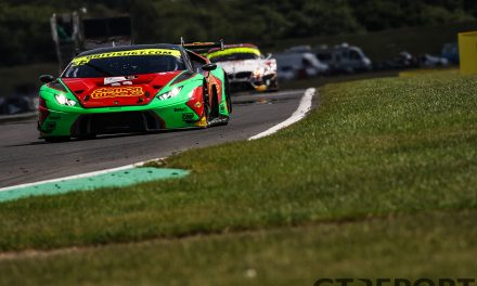 British GT Snetterton race report: All change