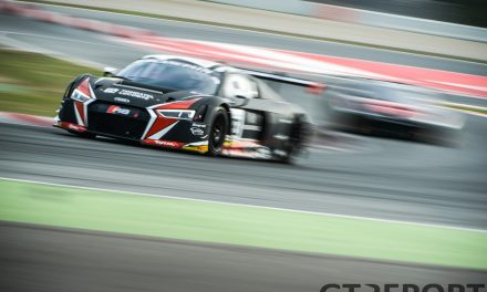 Blancpain GT Barcelona race report: Finals
