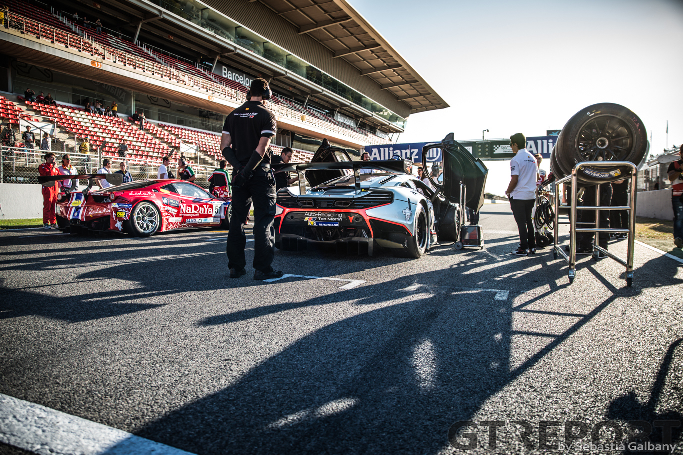 International GT Open Barcelona race report: Dominion