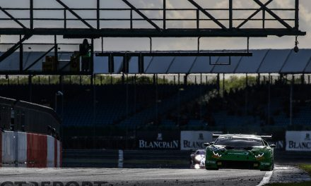 Blancpain GT Silverstone race report: Hours and inches