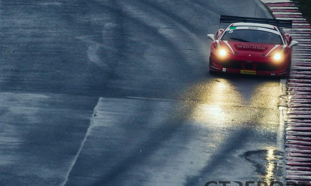 Britcar Oulton Park race report: Drivers on the storm