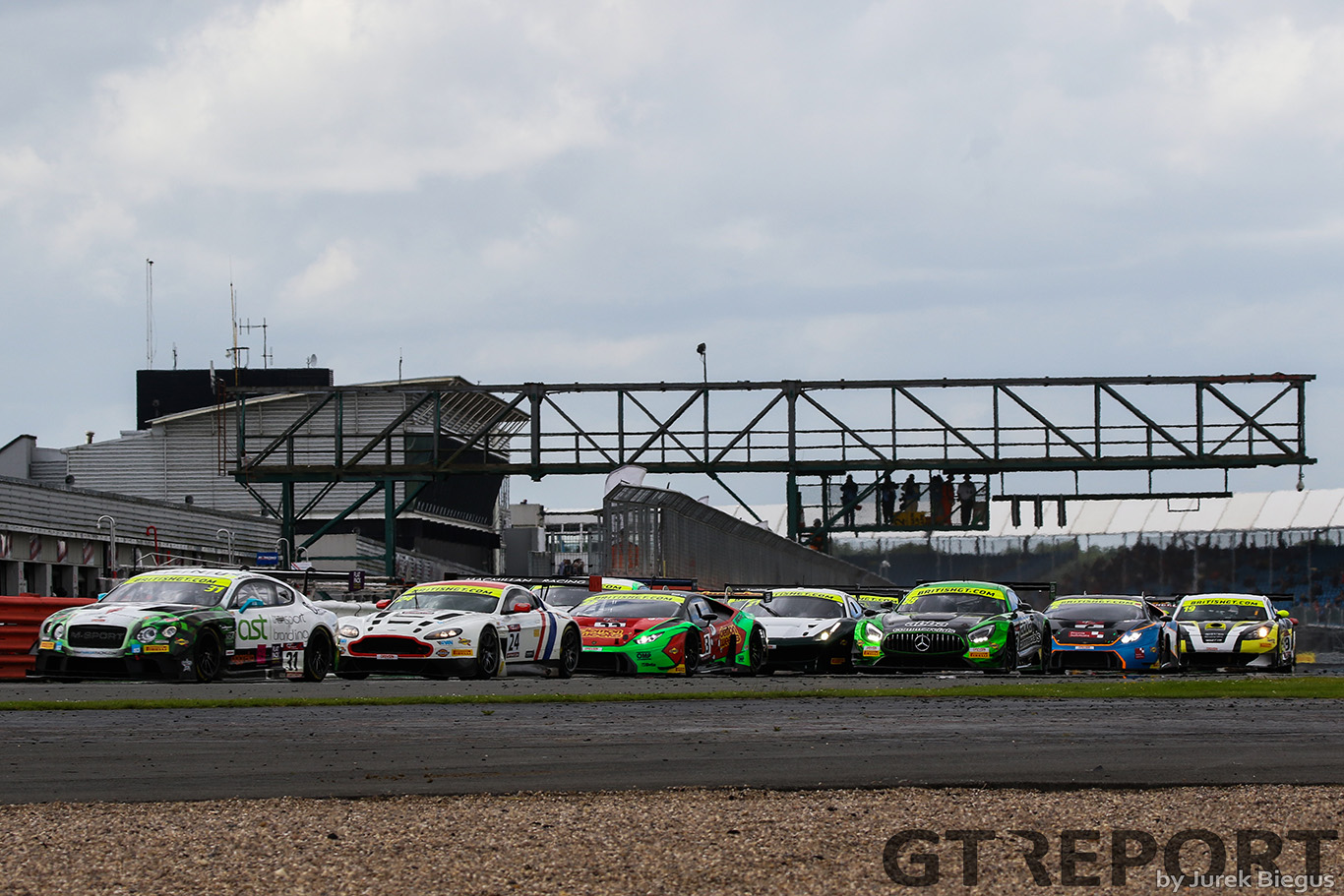 British GT Silverstone 500 race report: 500 ways to win a race