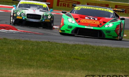 British GT Donington Park preview: And then there were two