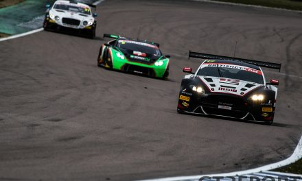 British GT Rockingham race report