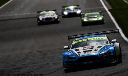 British GT Spa race report: Overseas