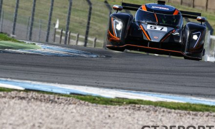 Britcar Prototype Series Donington Park race report: Ginetta gets Radical