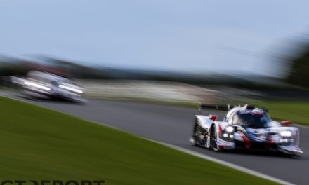 British LMP3 Cup Snetterton race report: The new cup