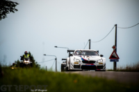 Christian Krognes at the 24 Hours of Spa: Wednesday