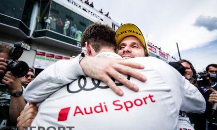 "Markus Winkelhock: ""This mistake brought us the win"""