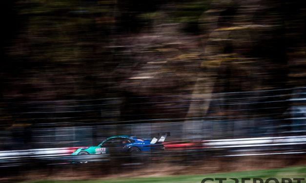 """Laurens Vanthoor: """"It was my fault, I was behind the wheel"""""""