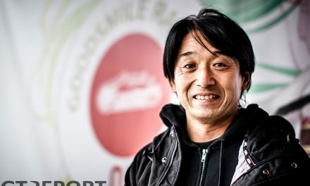"Ukyo Katayama: ""It was an amazing effort to replace the crashed AMG"""