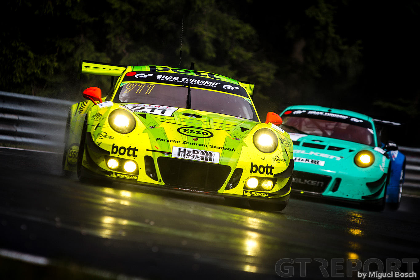 VLN5 race report: A game of tyres
