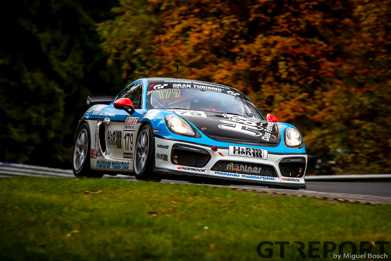 "Moritz Kranz, Pt.II: ""Hopefully we can pick on the GT3s in the rain"""