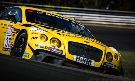Bentley Continental GT3: Tech analysis