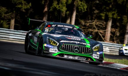 "Edward Sandström: ""I like the difficulty of the Nürburgring 24 Hours"""