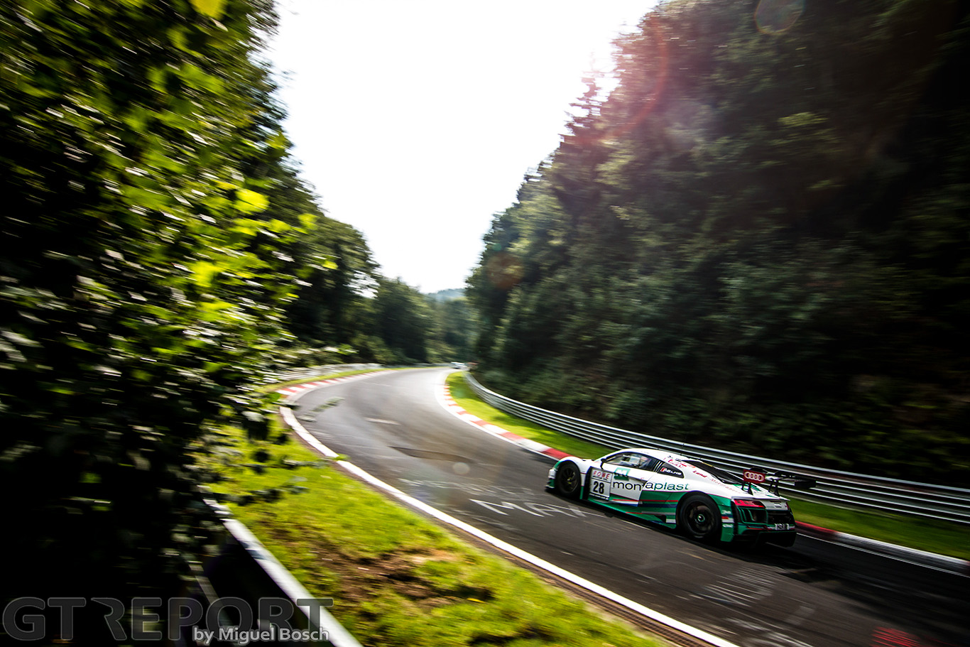 VLN6 race report: Old and new