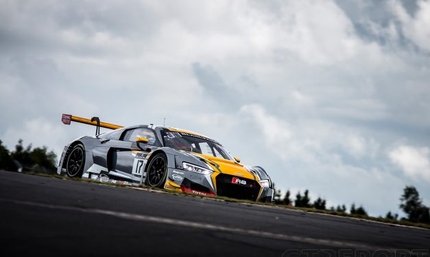 Blancpain GT Nürburgring race report: The unraveling