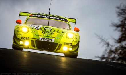 "Lars Kern: ""Porsche and Manthey had faith in me from the first minute"""