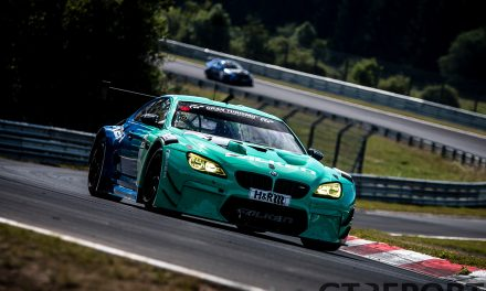 VLN4 race report: The long wait
