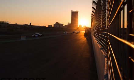 Dubai 24 Hours race report: A new year