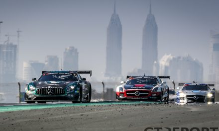 Dubai 24 Hours race report: Dubai nights
